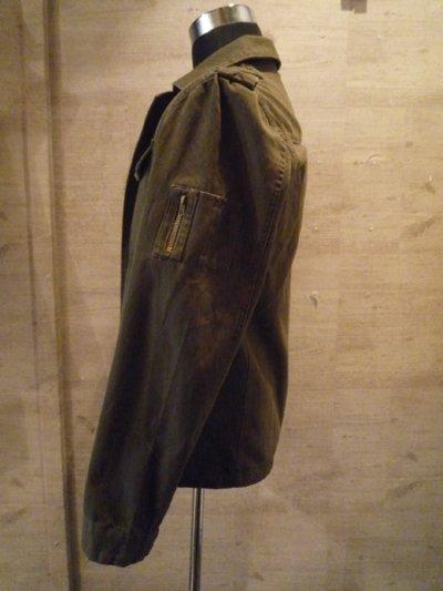 画像2: Military jacket(オリーブ) |Ark silver accessories