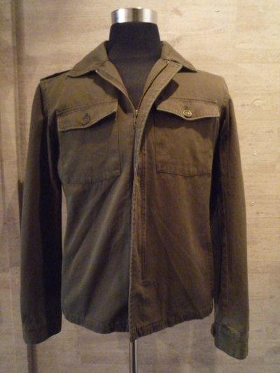画像1: アークシルバーアクセサリーズ/Military jacket(オリーブ)