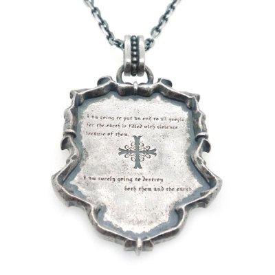 石碑モチーフのメッセージペンダント|Ark silver accessories(アークシルバーアクセサリーズ)