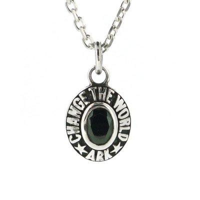 カレッジペンダント(シルバー)|Ark silver accessories(アークシルバーアクセサリーズ)