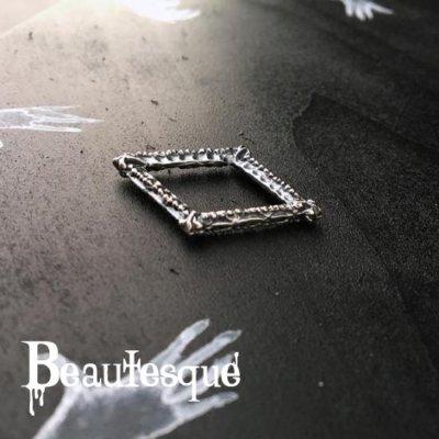 [ダイヤ レザーネックレス] Diamond|Beautesque(ビュウテスク)