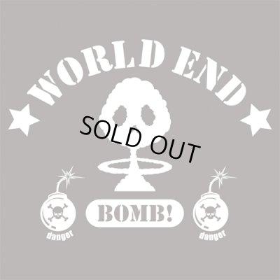 画像4: アークシルバーアクセサリーズ/WORLD END 煙スカル Tシャツ