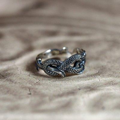 蛇のピンキーリング|Guardia/ガルディア