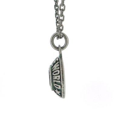 カレッジペンダント(アンティークシルバー) Ark silver accessories(アークシルバーアクセサリーズ)