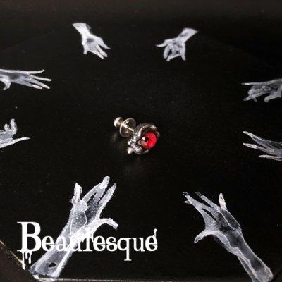 [義眼]Melt eye ピアス|Beautesque(ビュウテスク)