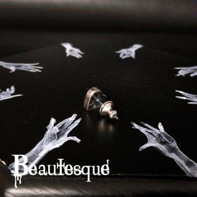 [義眼]Heart eye ピアス|Beautesque(ビュウテスク)