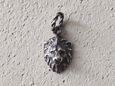 【ライオン ネックレス】Lion|gush(ガッシュ)