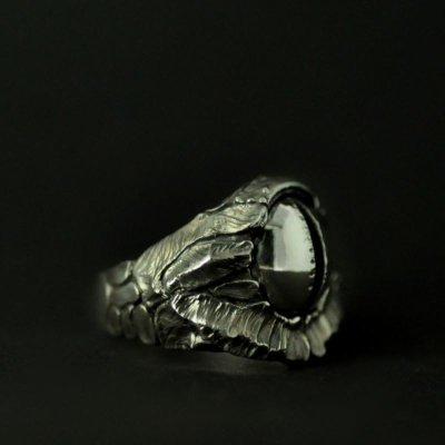 【シルバーリング】ジャノメ A-type Nil:GRAVE(ニルグレイブ)