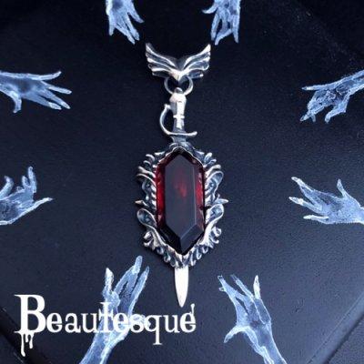 [シルバーペンダント] the Darkside-crystal|Beautesque(ビュウテスク)
