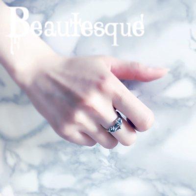 [シルバーリング]Bad Heart|Beautesque(ビュウテスク)