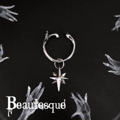 [星 イヤーカフ] Dystopia ear cuff Beautesque(ビュウテスク)