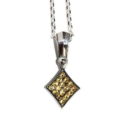スタイル オブ ダイヤペンダント|Ark silver accessories(アークシルバーアクセサリーズ)