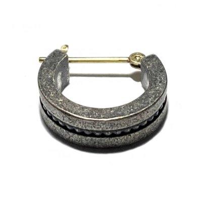 バースフープピアス|Ark silver accessories
