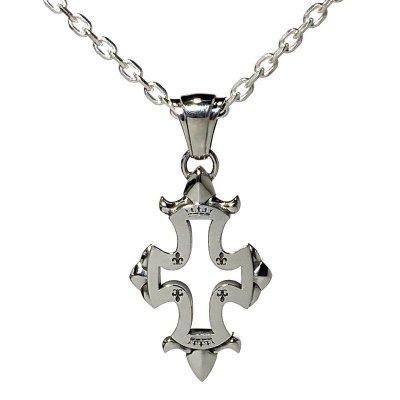 リリークロスペンダント|Ark silver accessories(アークシルバーアクセサリーズ)