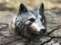ガッシュ/【ウルフ 狼 シルバーリング】Wolf|gush