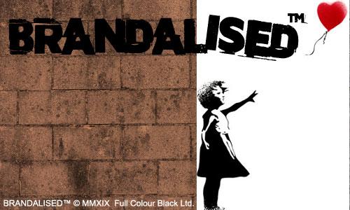 BRANDALISED™公式コラボアクセサリー