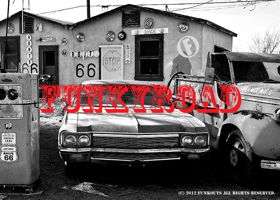 FUNKY ROAD|ファンキーロード