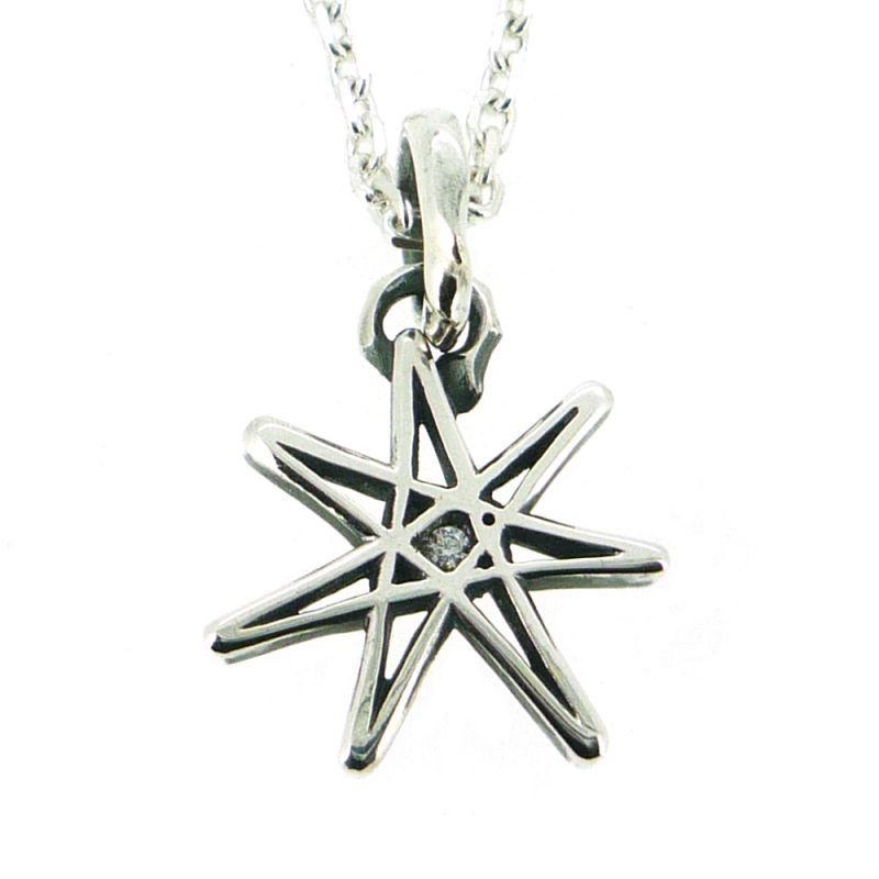 Seven pointed star pendantfunkouts cooldust cooldust by funkouts mozeypictures Gallery